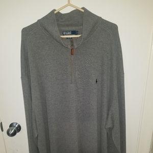 BRAND NEW Ralph Lauren Half Zip Sweater